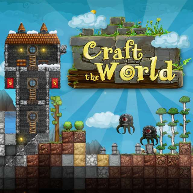 Craft Game For Pc : Craft the world pc game full version highly compressed