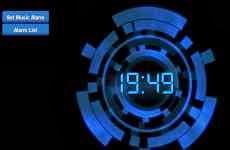 Reloj, alarma y despertador musical online: Online Music Alarm