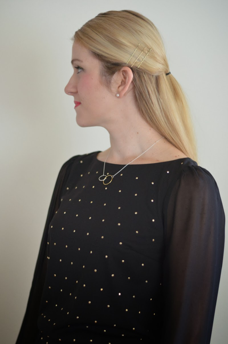 4x4style: Holiday Party Dress| Luci's Morsels