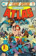 Again, Atlas by Jack Kirby