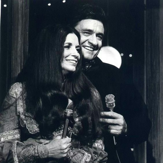 Love it all like Johnny & June.