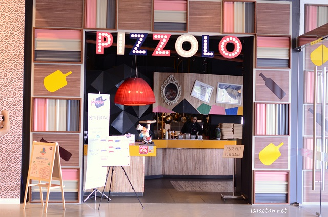PIZZOLO Restaurant Modern Italian Cuisine @ Atria Shopping Gallery, Damansara Jaya
