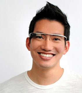 Project Glass concept picture