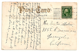 postcard image digital vintage