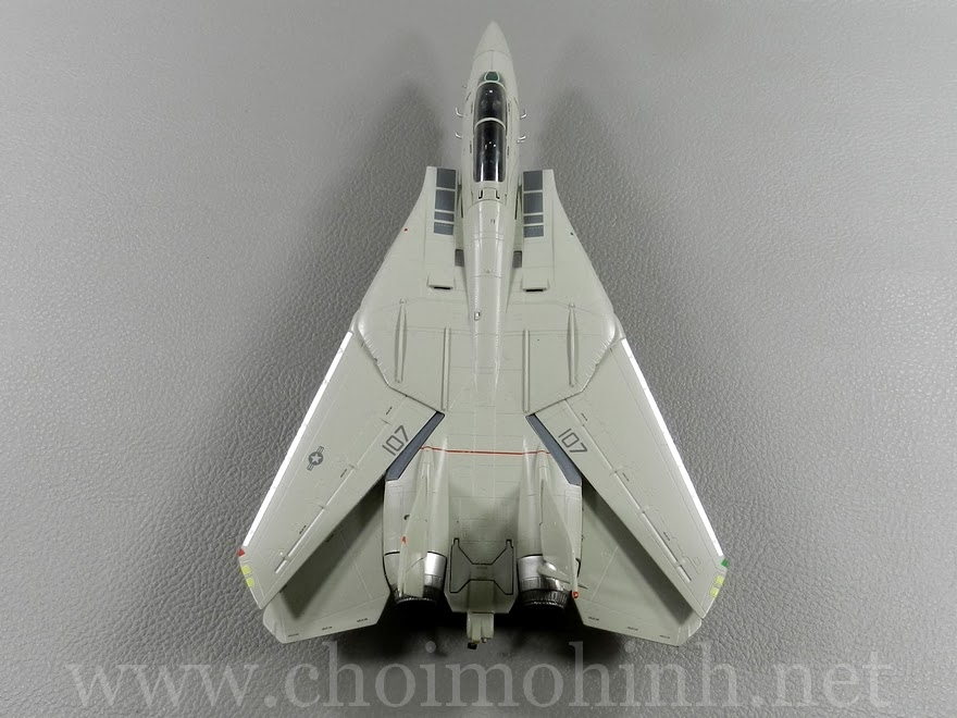 F-14A Tomcat VF-41 Black Aces AJ-107 1:72 Witty Wings