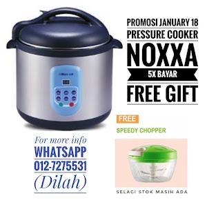 Pressure Cooker Noxxa