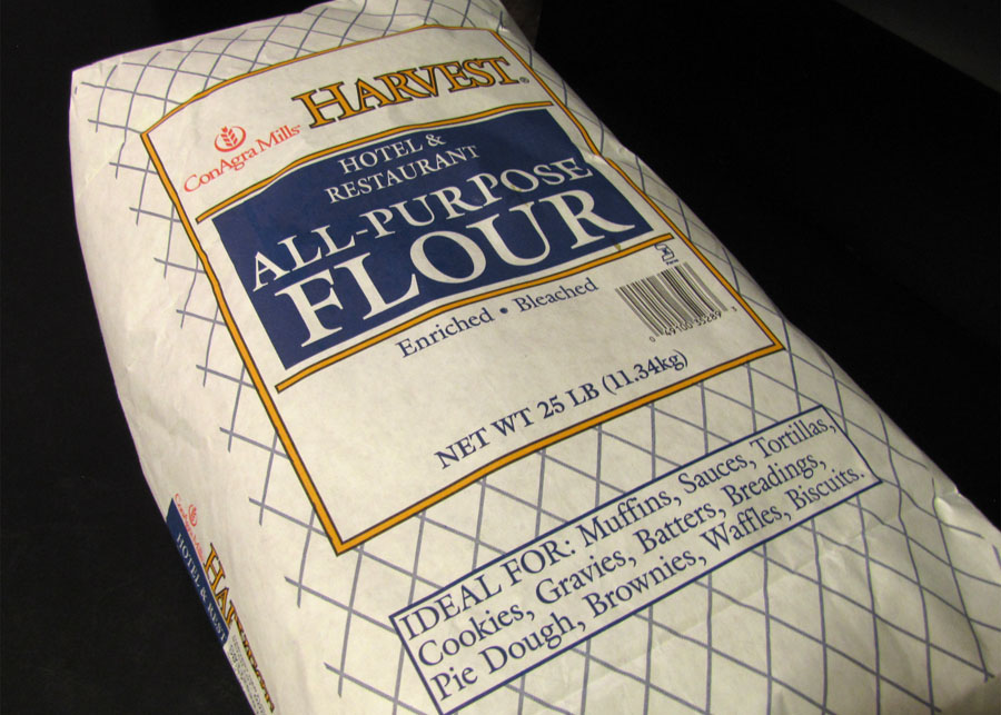 how to make all purpose flour into self rising flour
