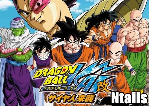 Novos episódios do Dragon Ball Kai no Cartoon Network