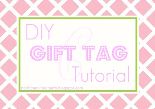 gift label templates