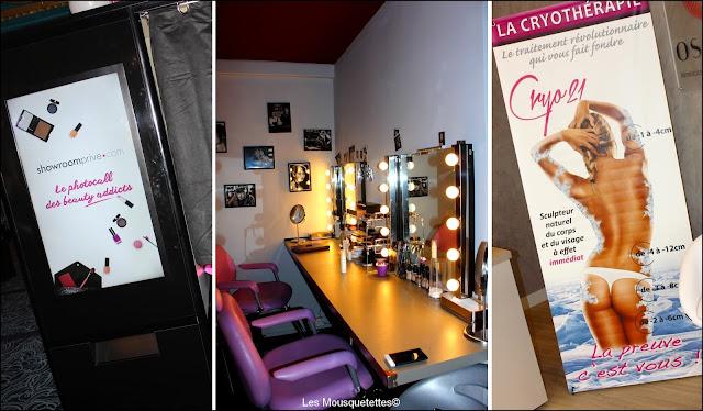 Résultat Concours Mousquetettes Beauty Box blog beauté - Showroomprive.com - La Loge Maquillage - Osoya - Les Mousquetettes©