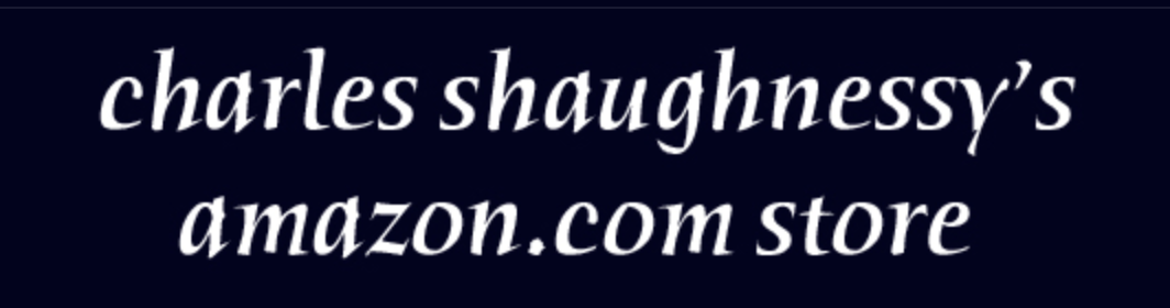 IF YOU ALWAYS START your amazon.com shopping here at Charles Shaughnessy's Amazon store link