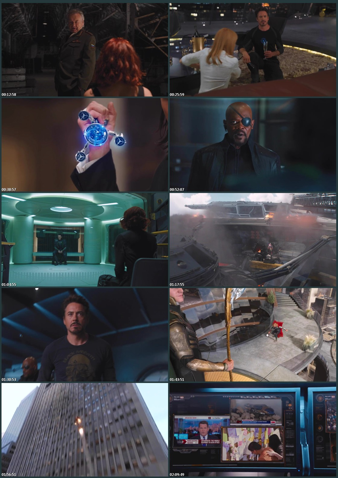 The+Avengers+2012+BluRay+720p+BRRip+1.2GB+hnmovies S