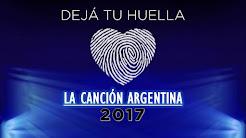 LA CANCION ARGENTINA 2017