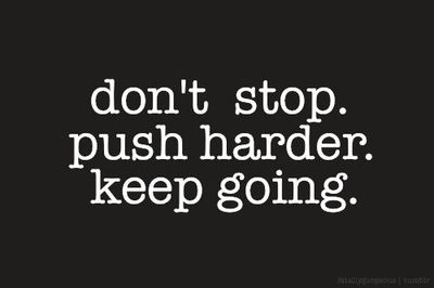 Don't Stop Quotes