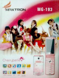 HP Maxtron Chibi Chibi MG-193