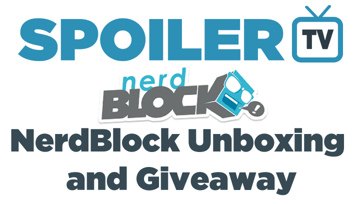 Enter our free #nerdblock Giveaway