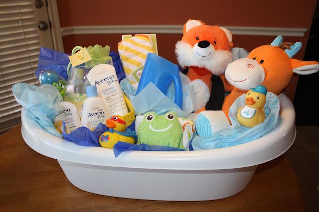 the ultimate baby shower gift sweet orange fox. Black Bedroom Furniture Sets. Home Design Ideas