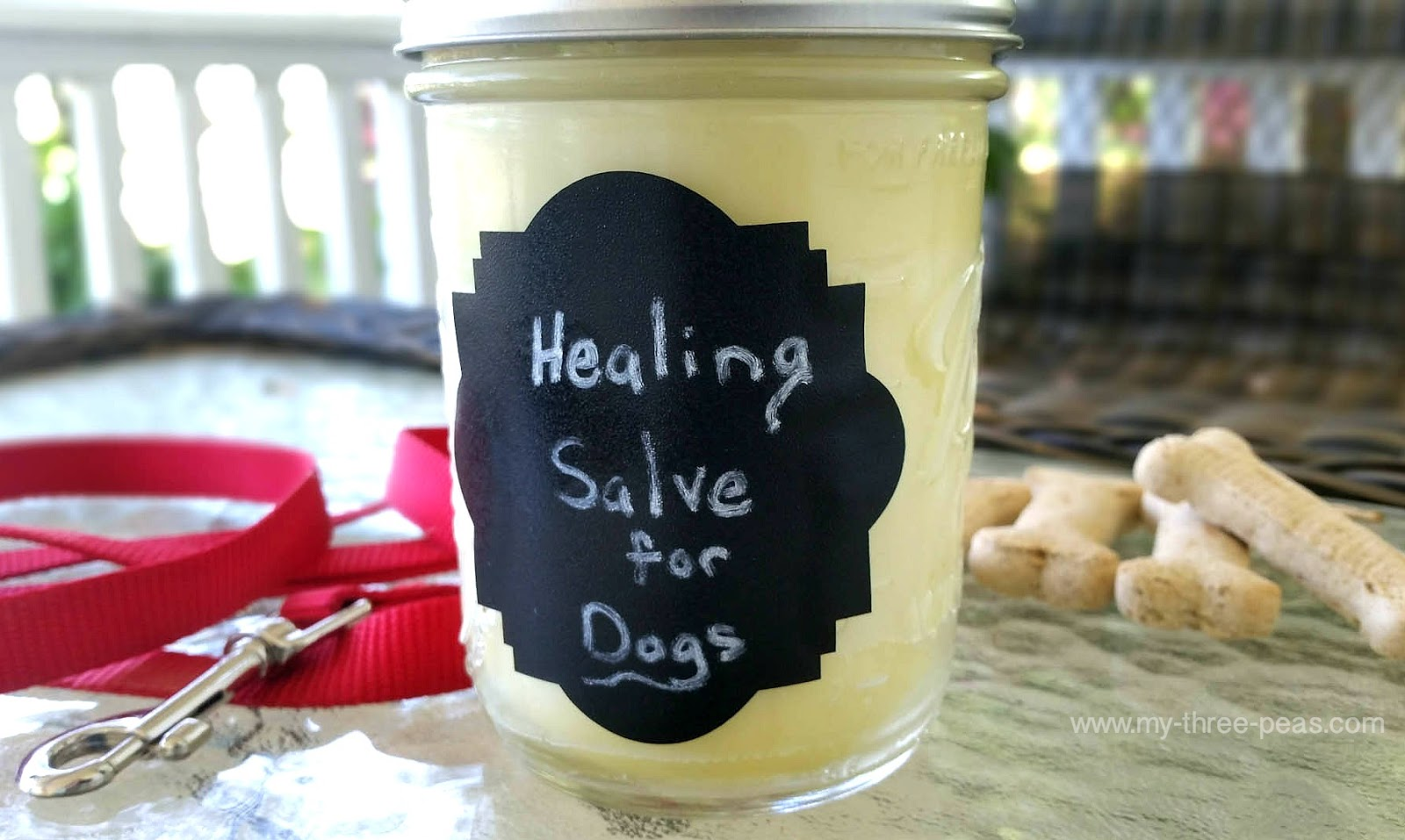 Healing Salve for Dogs