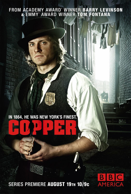 copper season  promo posters