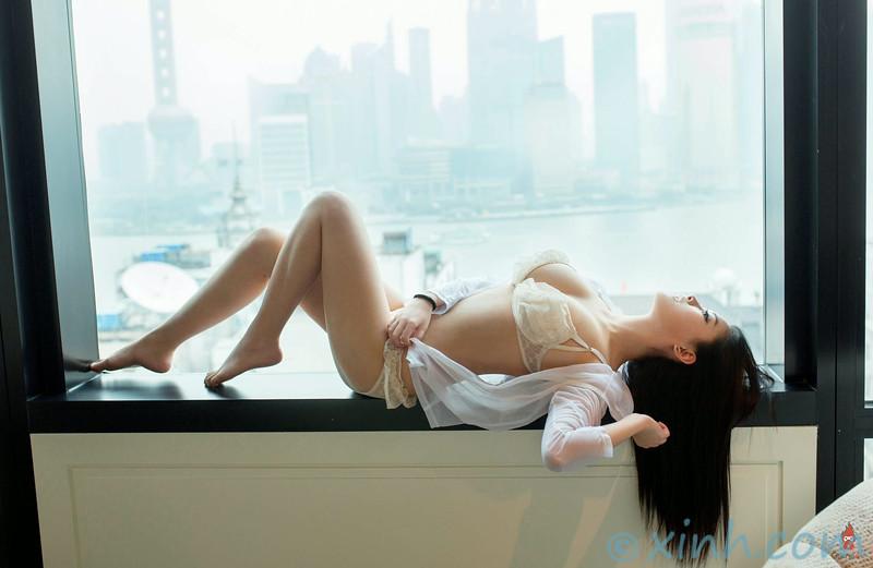 Ảnh gái đẹp HD nghệ thuật sexy của Yu Giai Ni 16