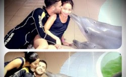 Foto Ciuman Nikita Willy-Diego Michels