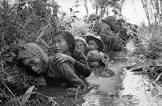 . ya que Vietnam del Sur contó con el apoyo de EE. vietnam war