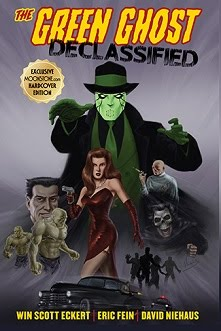 DEC 2016<br><i>The Green Ghost: Declassified</i><br>by Win Scott Eckert, Eric Fein, &amp; David Niehaus