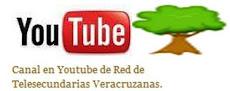 Canal en Youtube de la Red de Telesecundarias Veracruzanas