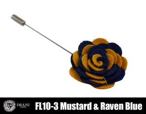 Mens Lapel Flower