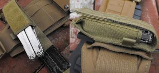 Patriot Performance Materials Nylon Multi-Tool Sheath in 1000D