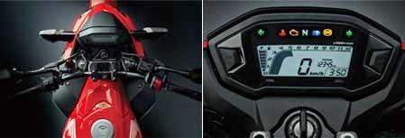 Fitur Honda CB250F
