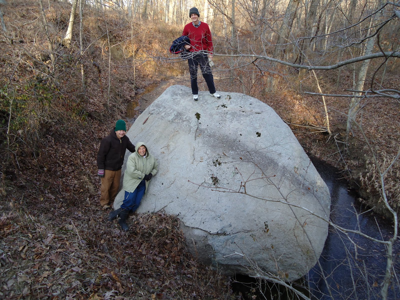 Illinois jefferson county ina - The Boulder Waite Showed Them Now Rests In A Creek Bottom About Half A Mile S Walk From The House Where He And His Wife Sarah Live On Property That Has