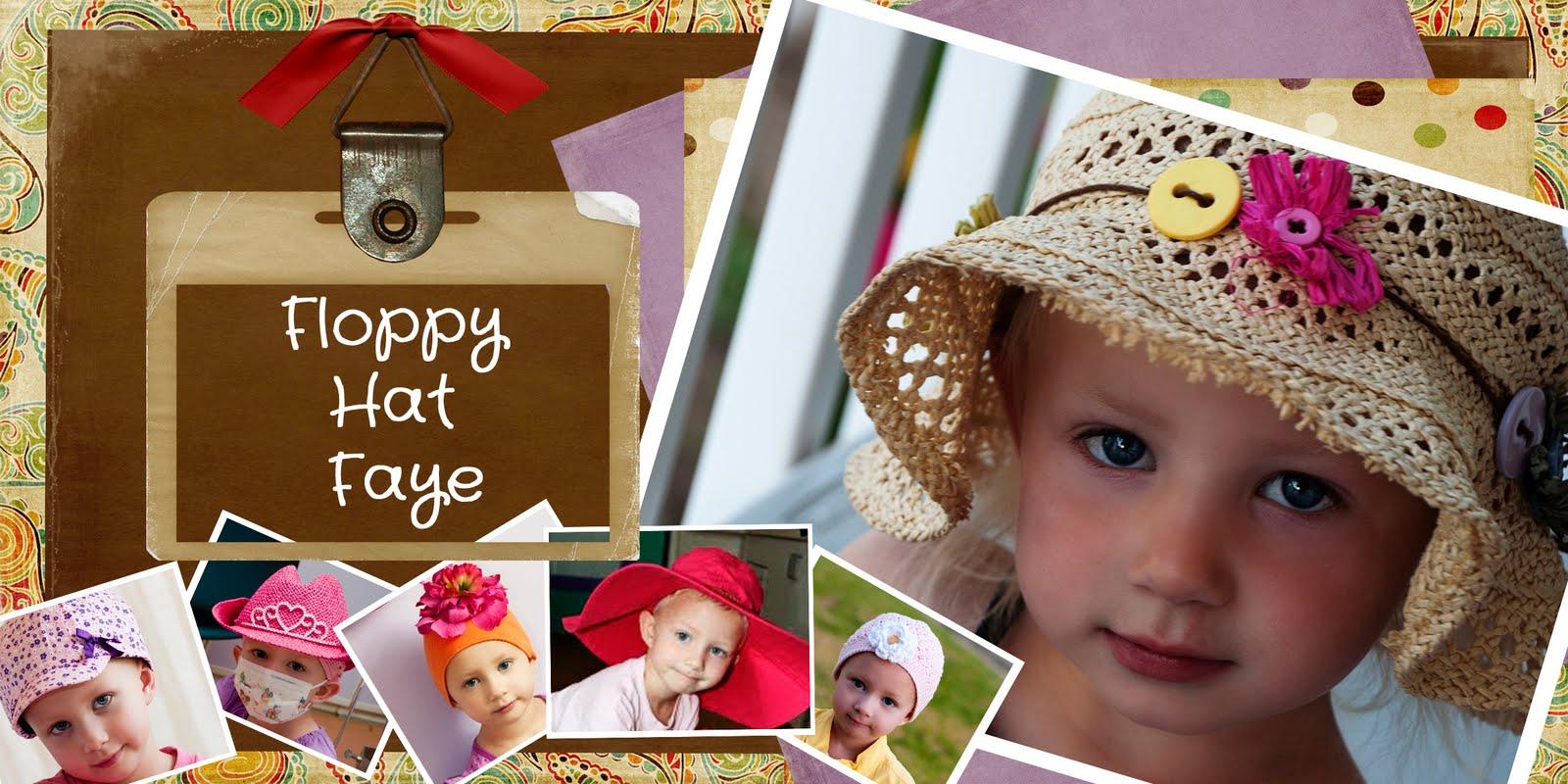 Floppy Hat Faye