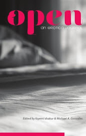 Featured in OPEN: An Erotica Journal