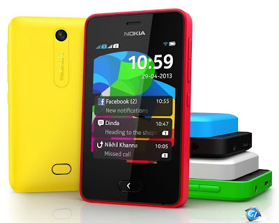 Nokia Asha 501 | Asha OS Based Touchscreen Mobile | Specifications | Features | Price