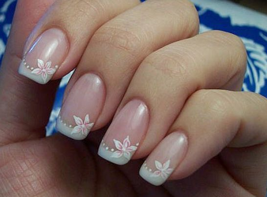 Magnificent Gel French Nail Art Designs 546 x 404 · 29 kB · jpeg