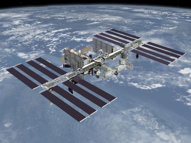 stacja kosmiczna iss widok z kamery online na żywo