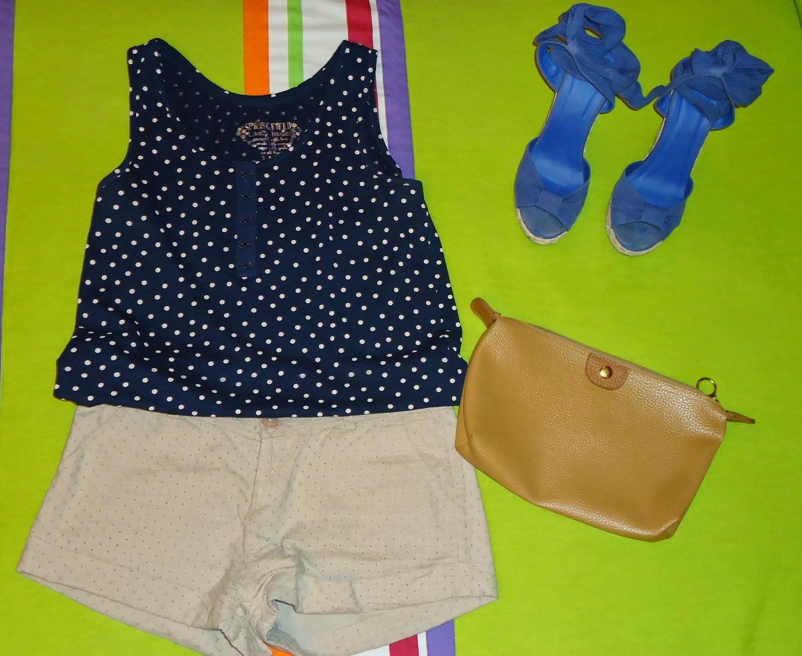 Gema`s Moda: Conjunto informal para verano