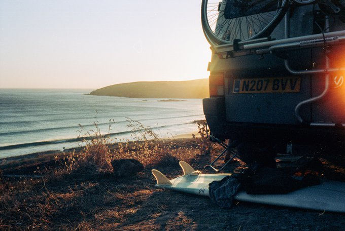 This Couple Has Been Traveling For 5 years Around Europe Living The Perfect Van Life