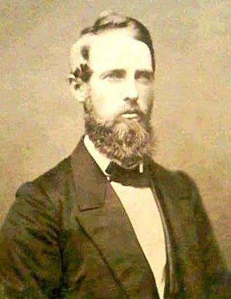 John Banks Civil War Blog Faces Of The Civil War Robert Hubbard
