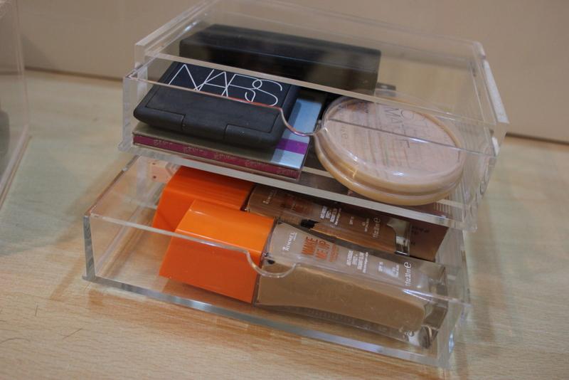 acrylic box muji 3