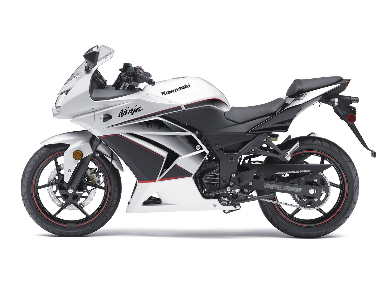 Main Features Of The Kawasaki Ninja 250 R Include