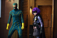 Kick-Ass and Hit-Girl 2010