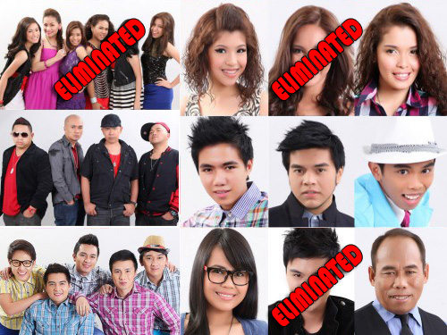 X-Factor Philippines 4th Elimination Night