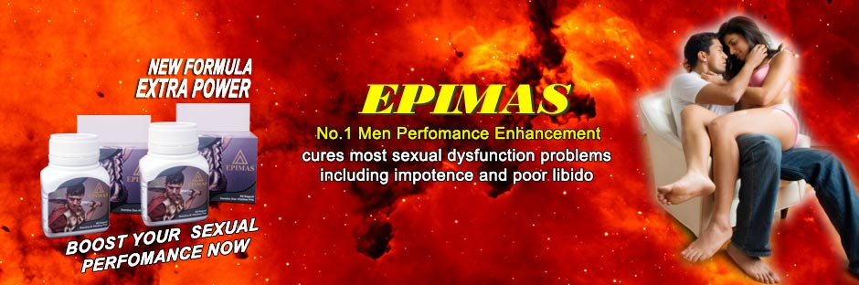 Epimas : Obat Kuat Lelaki, Anti Disfungsi Ereksi dan Impotensi