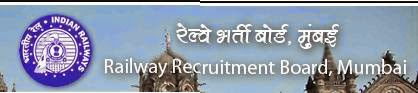Railway Recruitment Board Mumbai Final Test Result 2014