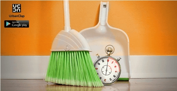 Find The Best Home Cleaning Services Using Urbanclap India
