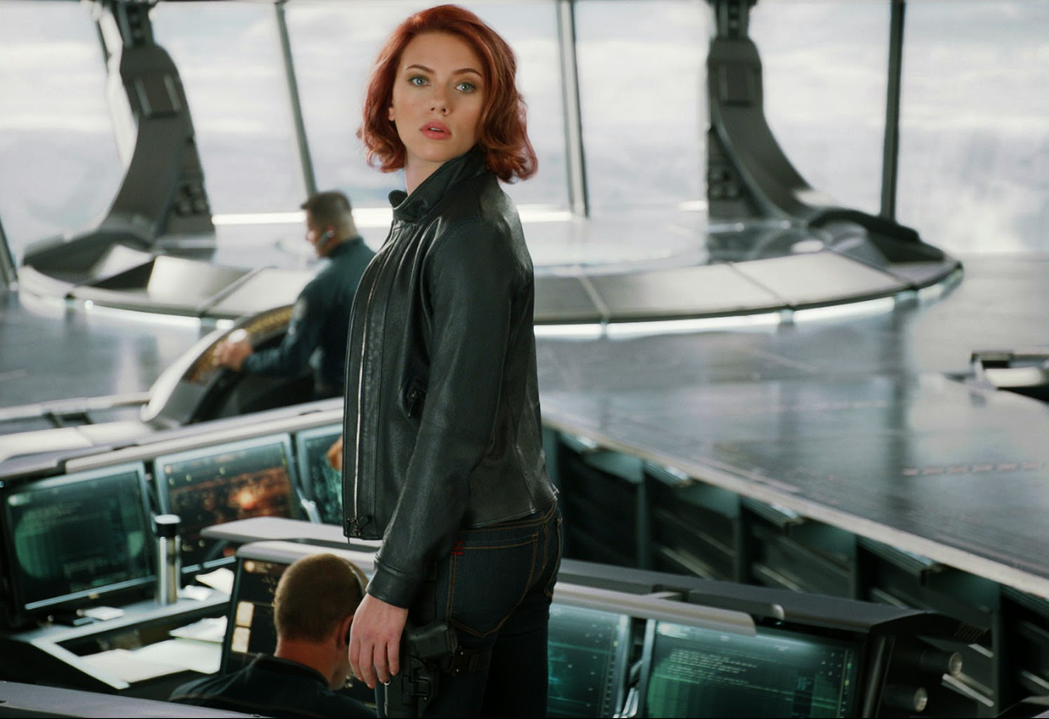 Black Widow Natasha Romanoff on Pinterest Natasha  - natasha romanoff black widow wallpapers