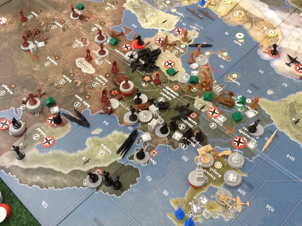 how to play axis and allies 1941 for dummies