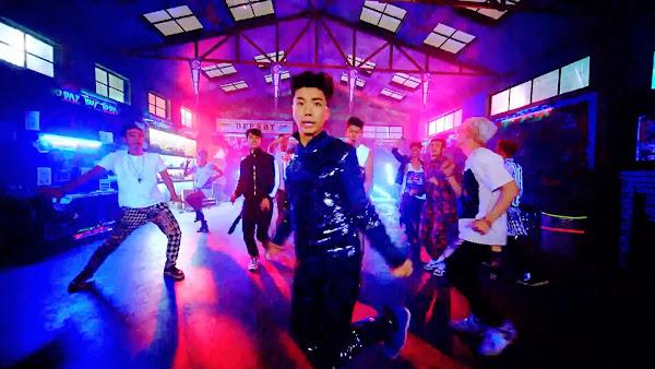 2PM Go Crazy Wooyoung